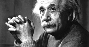 السيرة الذاتيه لحياة ألبرت أينشتاين